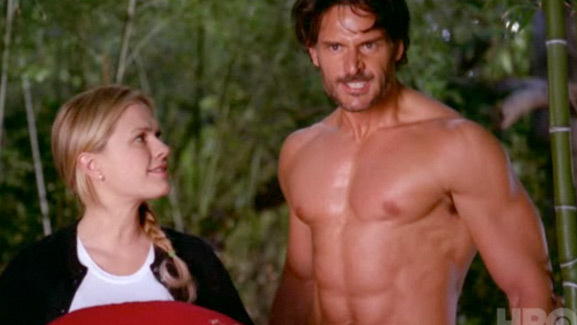 'True Blood' Sneak Peek -- Sookie, Vamps & Alcide's Abs Return!