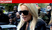 Lindsay Lohan -- I'm Staying Clean ... FOR LIFE