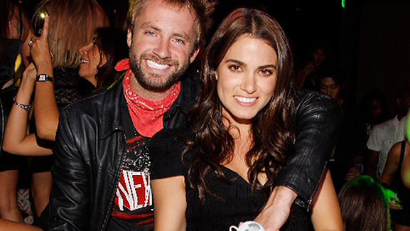 Nikki Reed's Vegas Birthday with Paul McDonald
