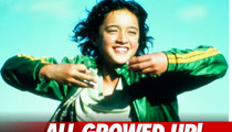 Girl in 'Whale Rider': 'Memba Her?!