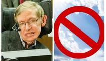 "Stephen Hawking Declares ""There Is No Heaven"""