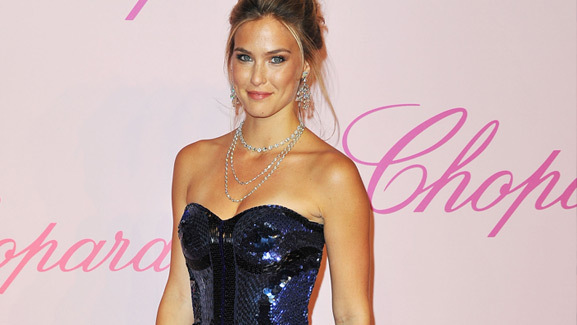 Bar Refaeli Steps Out Solo Post-Leo Split