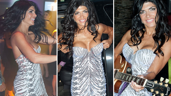 Inside Teresa Giudice's 'Real Housewives of New Jersey' Party!