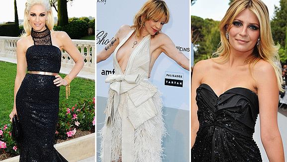 Gwen Stefani Stuns at Star-Studded Charity Gala -- See More Fashion!