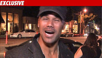 Shemar Moore -- PAY ME, You BUSTED My Leg!