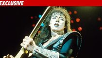 Former KISS Guitarist Arrested on Assault Charges