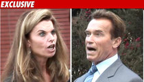 Maria Shriver's People Leaked Arnold Baby Story