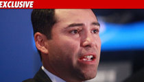 De La Hoya -- Cocaine Use Triggered Marital Infidelity