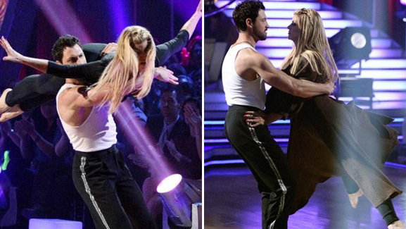 Kirstie Alley Does Cartwheel on 'Dancing'