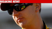 Kyle Busch on Speeding Bust -- 'I Got Carried Away'