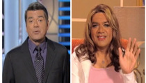 George Lopez DRAGS Arnold's Mistress to Late Night