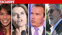 Maria Shriver -- Divorce On!