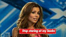 Cheryl Cole Fired, British Accent Butchered