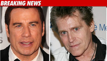 John Travolta -- Conaway 'Was a Wonderful Man'