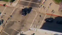 Hollywood Car Chase -- YOU GOTTA SEE THIS!!