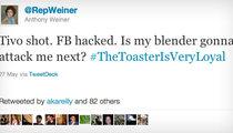 Congressman Weiner Claims Wiener Pic a Hack Job