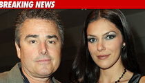 Christopher Knight & Adrianne Curry -- Separated