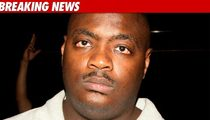 DJ Mister Cee -- I'm Guilty in Prostitution Bust ... Again
