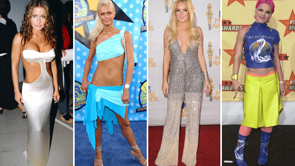 MTV Movie Awards: Fashion Hits & Misses Through the Years!