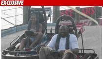 Shaq -- Go-Karting Into Retirement