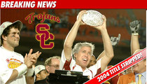 USC Stripped of 2004 National Championship
