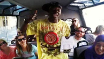 Flavor Flav -- Spicing Up the TMZ Tour