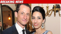 Report: Weiner's Wife Is PREGNANT