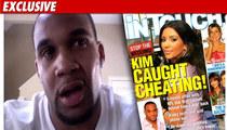 Bret Lockett: Kim K Is LYING, We HOOKED UP