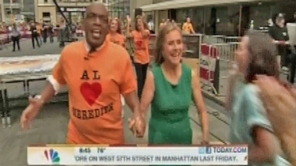 Video: 'Today' Show's Musical Goodbye to Meredith Vieira
