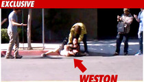 [VIDEO] Weston Cage Beat Up In BLOODY Street Fight