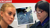 Stalker in Lohan Case Made Alarming Visit to Judge