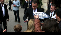 Tom Hanks -- 'Toy Story' LIVE in Paris!!