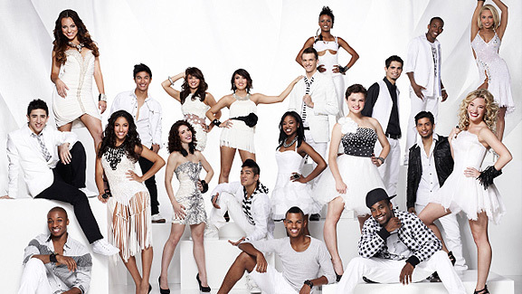 'So You Think You Can Dance' Top 20 Revealed!