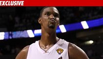 Chris Bosh -- At Least I Played in Front of My Daughter!