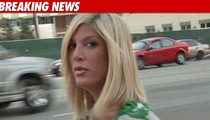 Tori Spelling Ballistic At Photogs After Car Crash