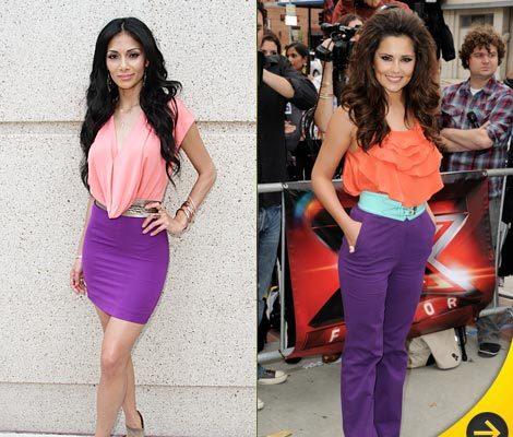 Scherzinger Debuts As 'X Factor' Judge