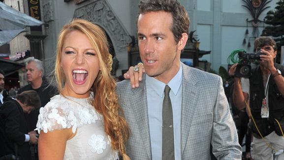 'Green Lantern' Premiere -- Who'd Blake & Ryan Bring as Dates?