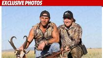 WWE Legend Shawn Michaels -- Animal-Killing Machine