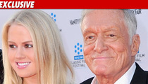 Hugh Hefner -- The Best Way to Get Over a Girl ...