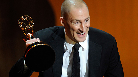 'Cash Cab' Host In Bathroom for Daytime Emmy Win
