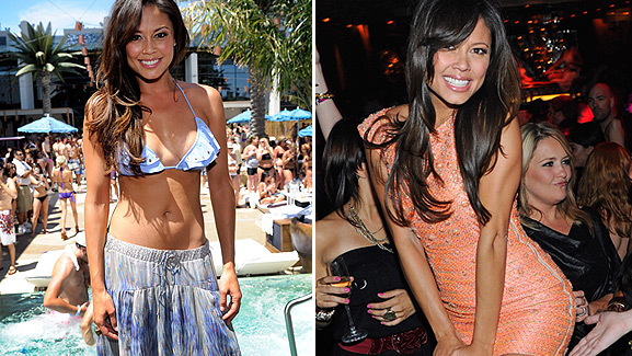 Inside Vanessa Minnillo's Las Vegas Bachelorette Party