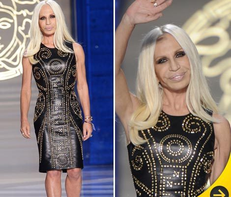 Versace to Release Line at H&M This Fall!