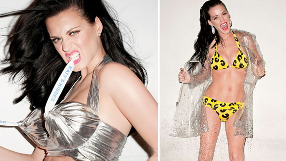 Katy Perry Gets Wet & Wild in Sexy Rolling Stone Photo Shoot!