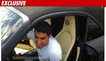 Horror Star Buys Beckham's Custom Porsche