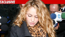 Paulina Rubio Arrested After Minor Car Accident