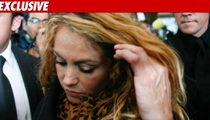 Paulina Rubio -- Breastfeeding Helped Her Avoid Jail
