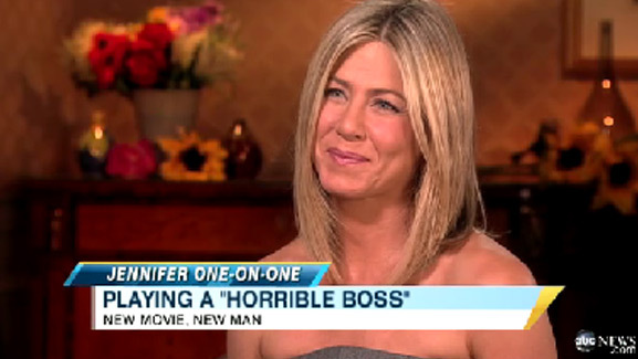 Jennifer Aniston: I'm Extremely Lucky & Extremely Happy