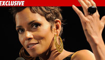 Halle Berry Calls 911 Over Intruder ... AGAIN