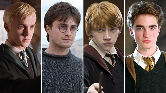 Which 'Harry Potter' Star Was Emma Watson's Crush?