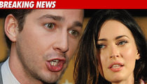 Shia LaBeouf: Yeah, I HOOKED UP With Megan Fox